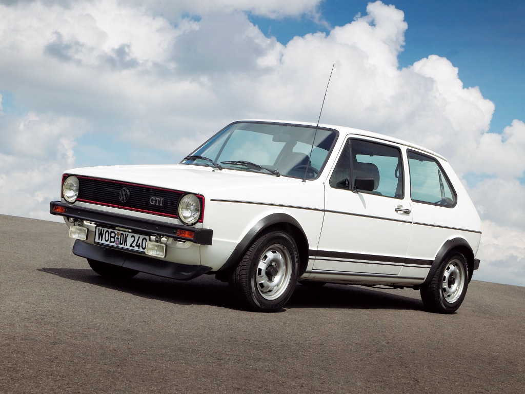 Dossier youngtimer Volkswagen Golf 1 GTI 1800