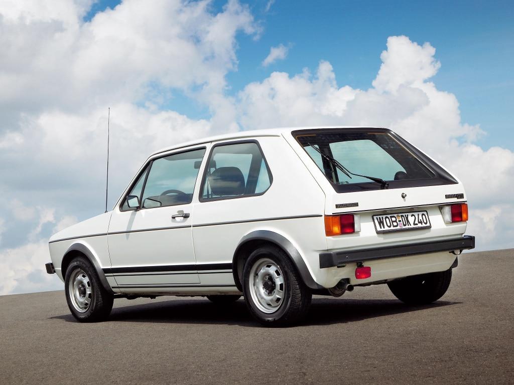 Volkswagen Golf 1 GTI 1800