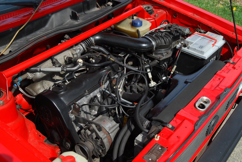 Moteur Volkswagen Golf 1 GTI 1800
