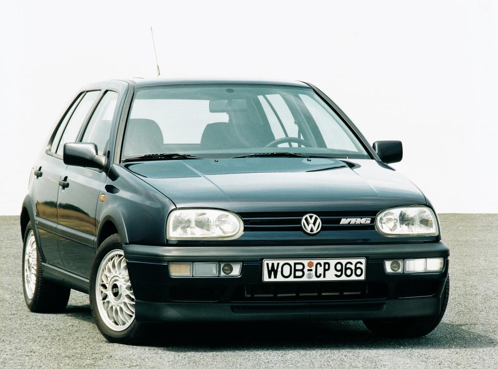 Dossier youngtimer Volkswagen Golf VR6