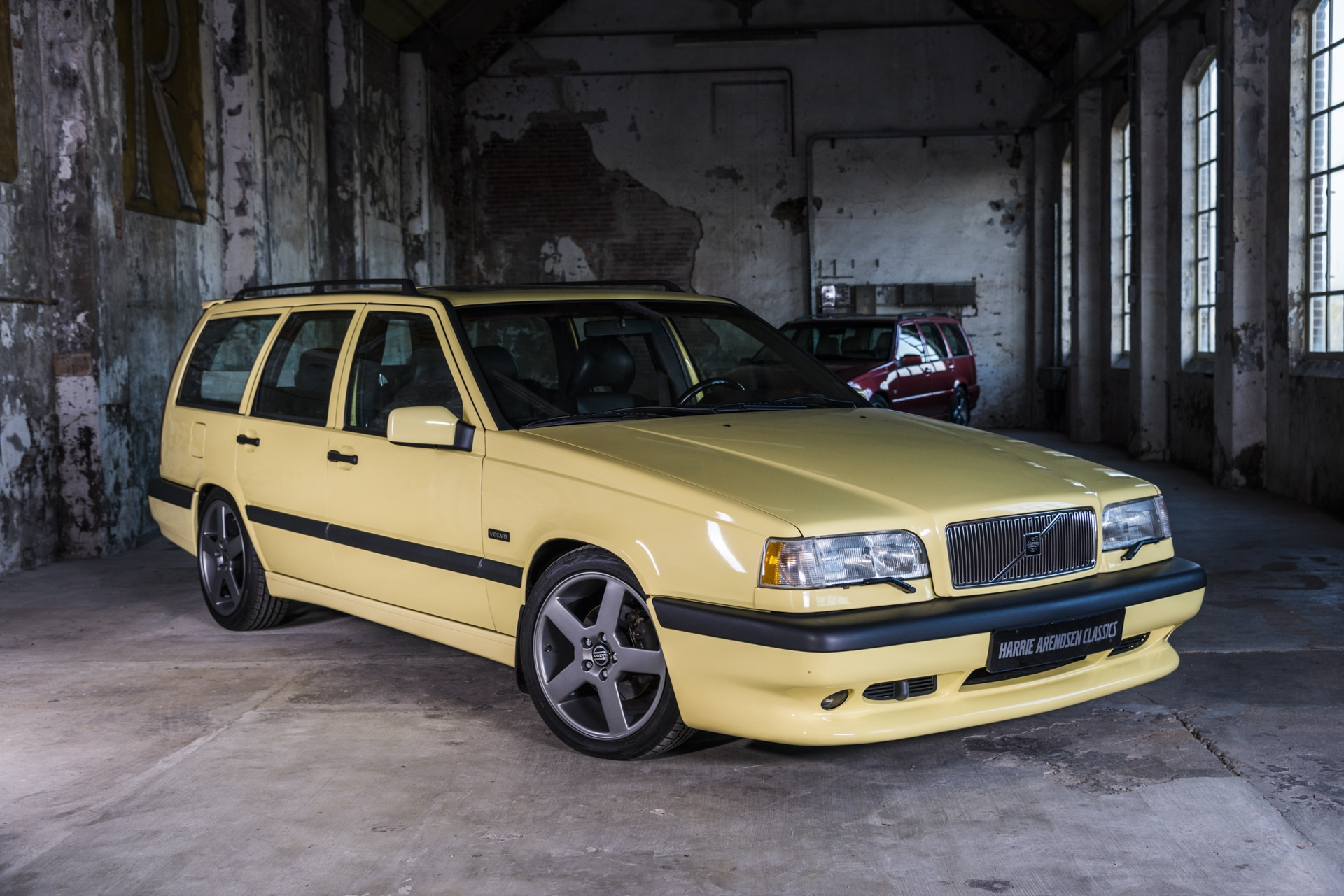 Dossier youngtimer Volvo 850 T-5R