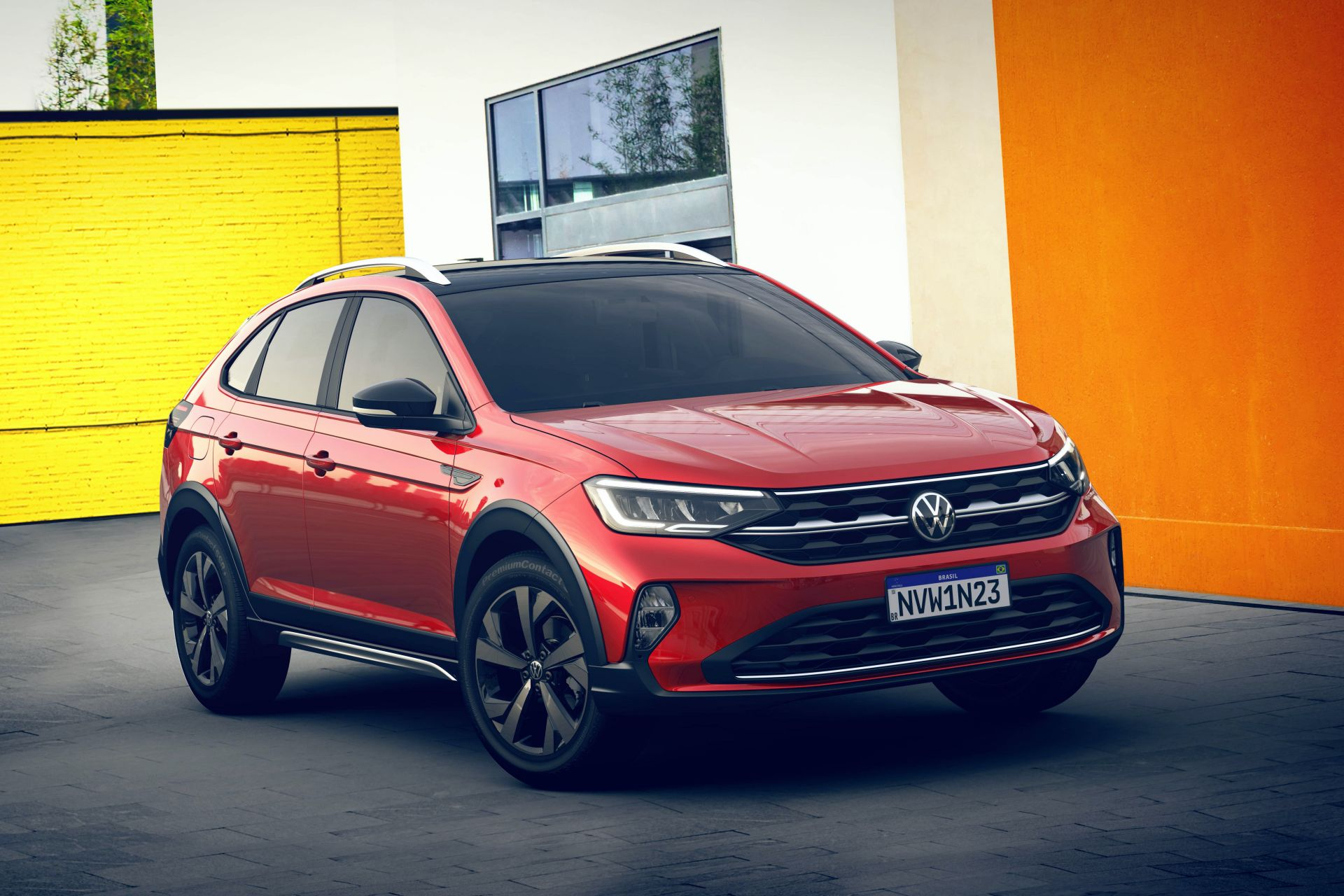 Volkswagen Nivus (T-Sport) SUV