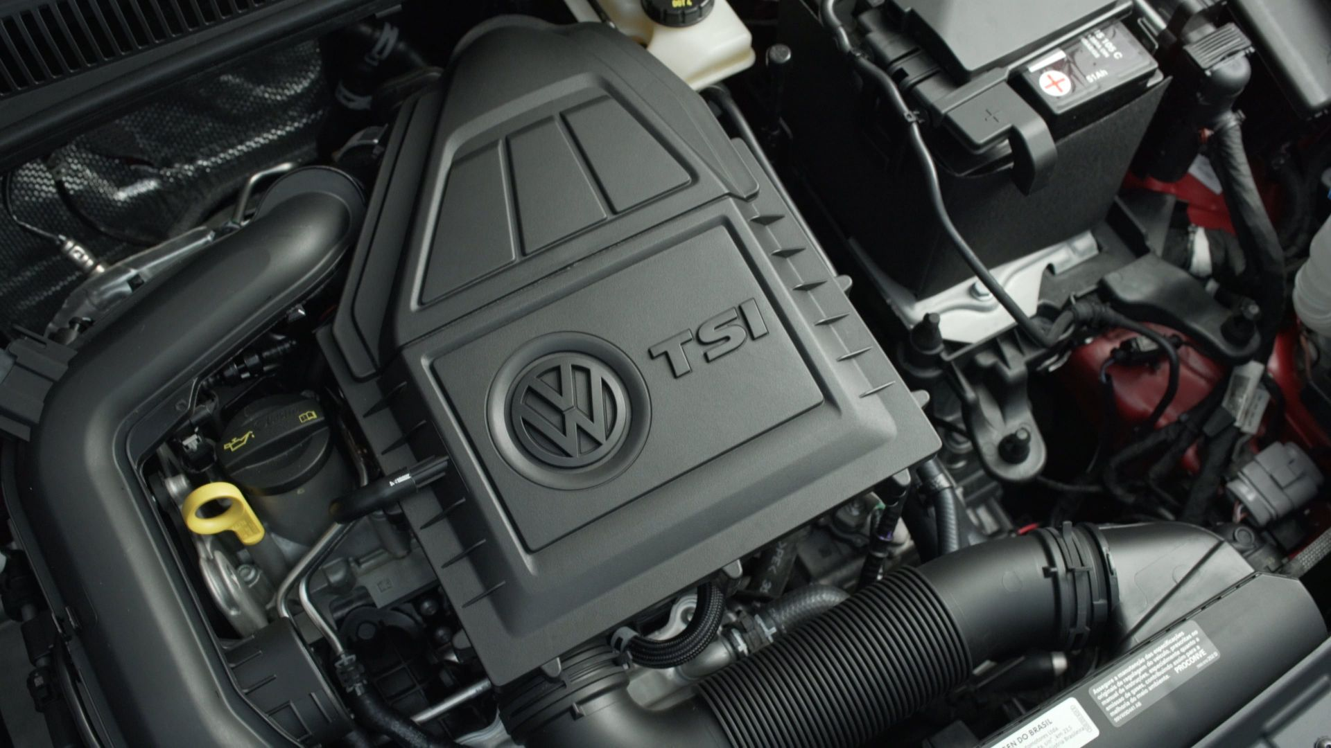 Volkswagen Nivus (T-Sport) moteur flexfuel