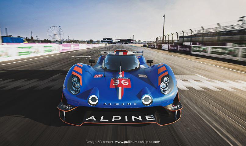 Alpine A480