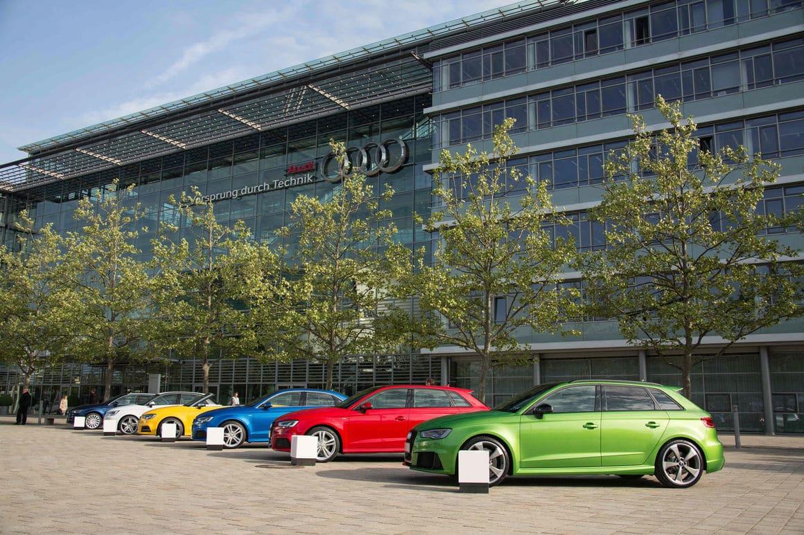 580 000 Audi concernées par un rappel constructeur (2020)