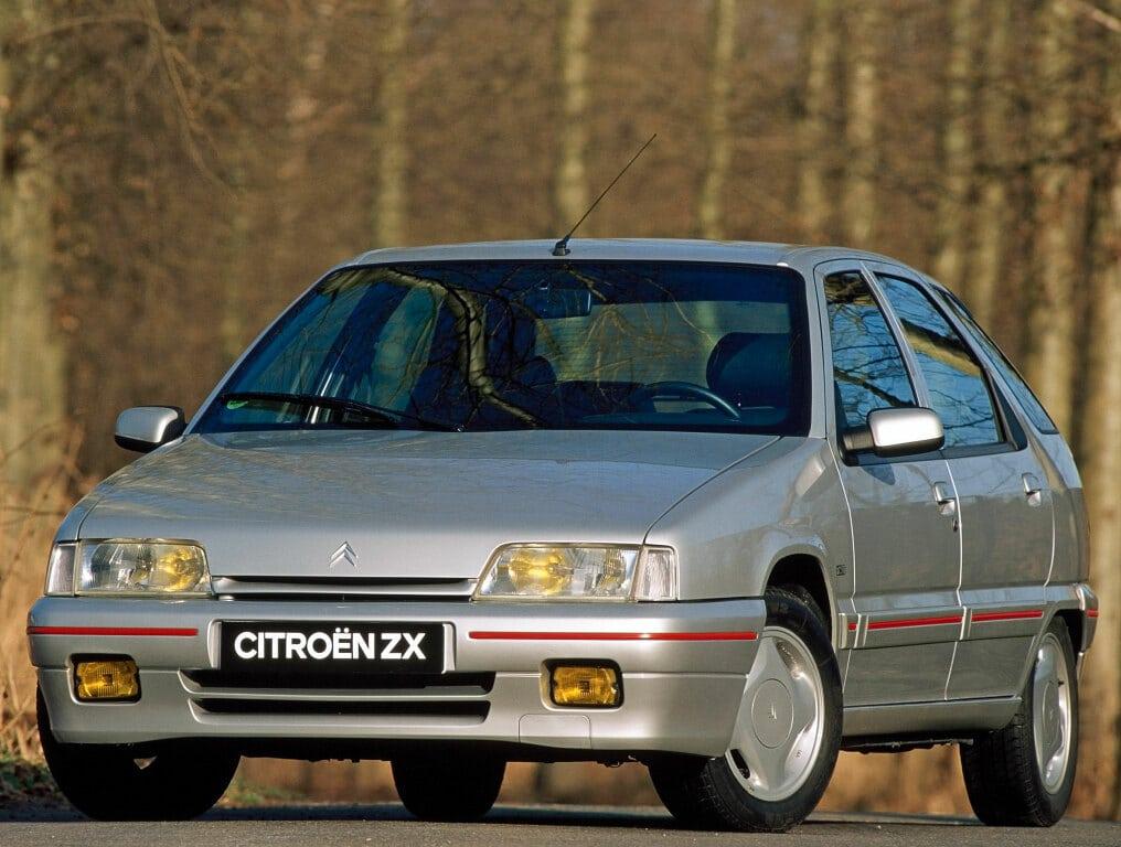 Dossier youngtimer Citroën ZX Volcane