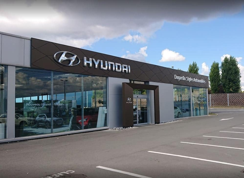 Dugardin Hyundai occasion