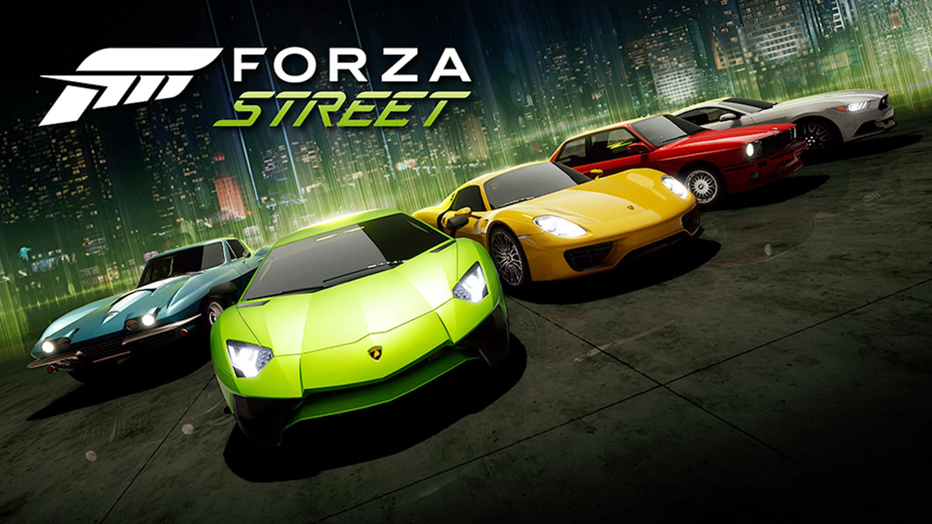 Forza Street sur iOS et Android