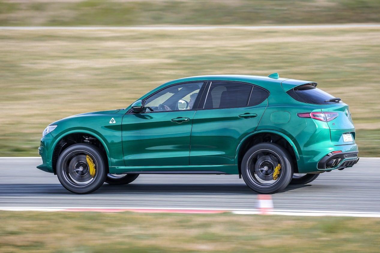Alfa Romeo Giulia et Stelvio Quadrifoglio