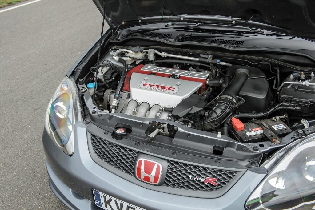 Moteur Honda Civic Type R (EP3)