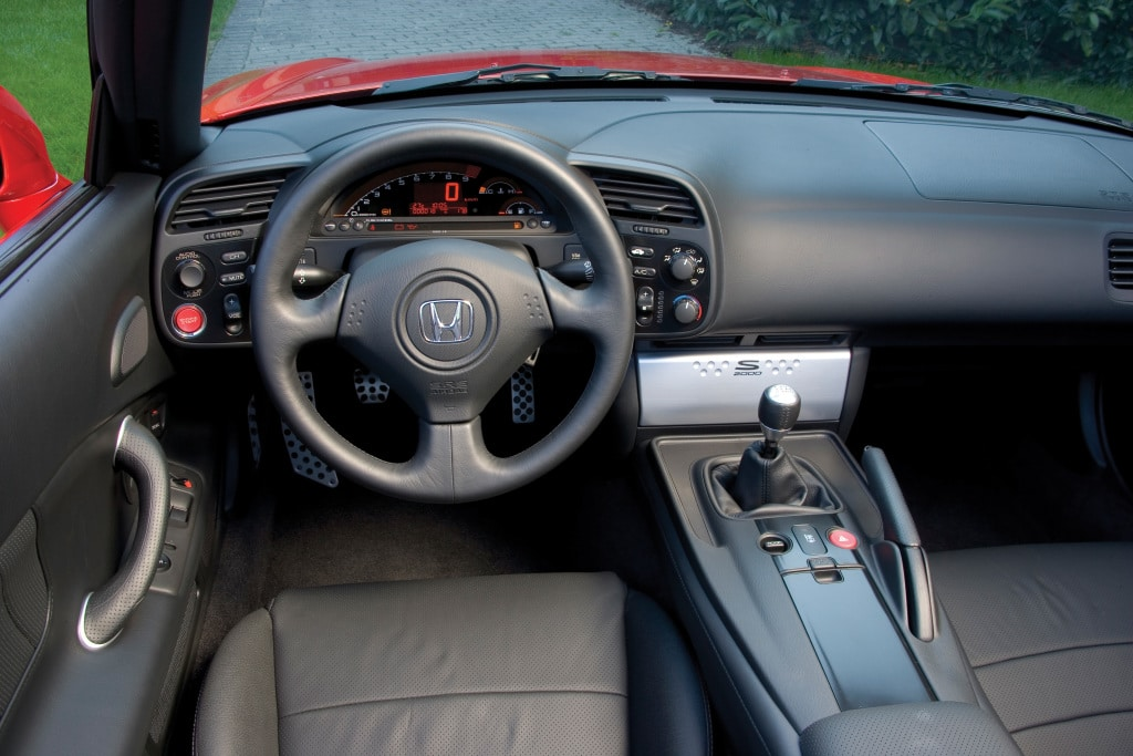 Intérieur Honda S2000