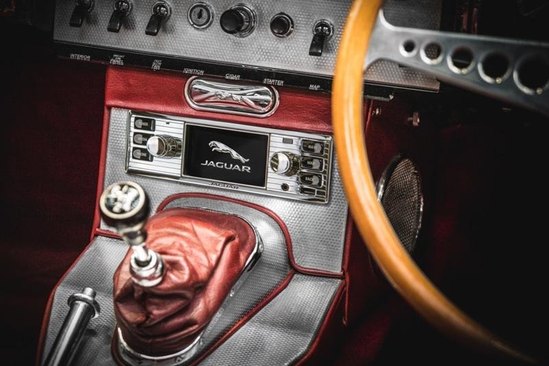 Jaguar système multimédia