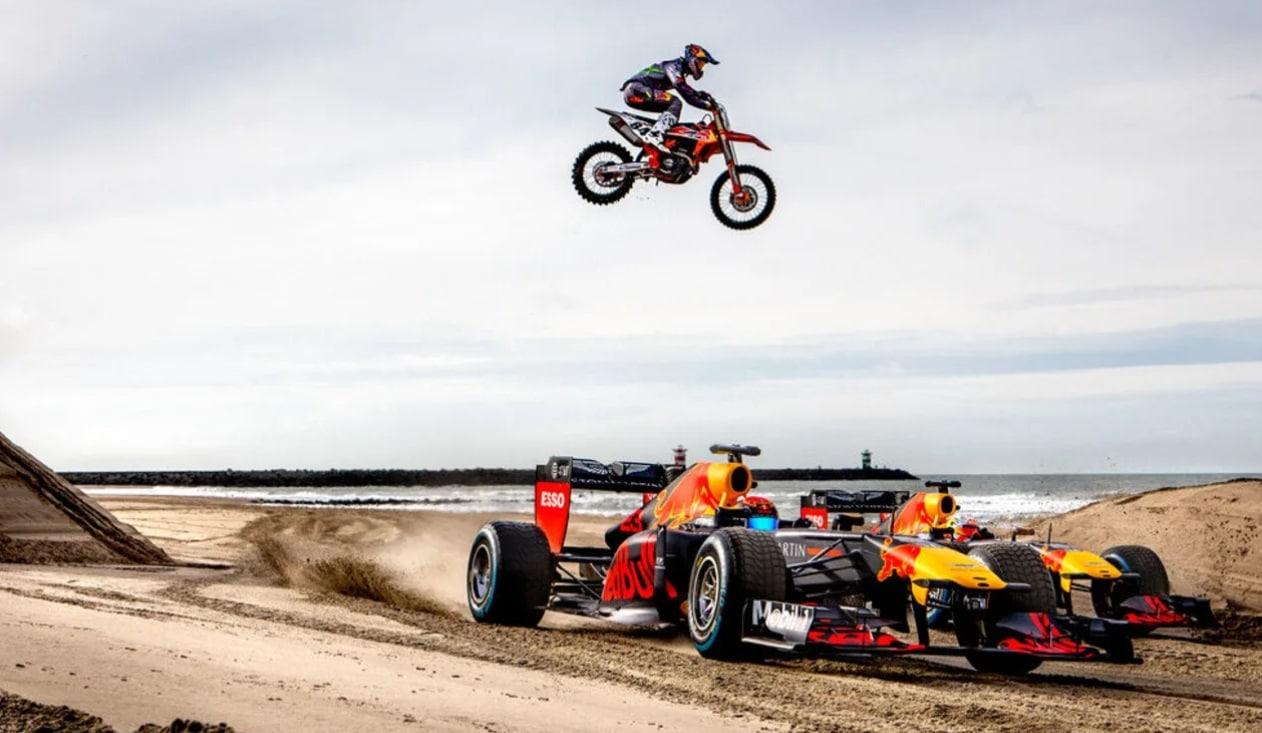 Redbull Racing F1 Max Verstappen