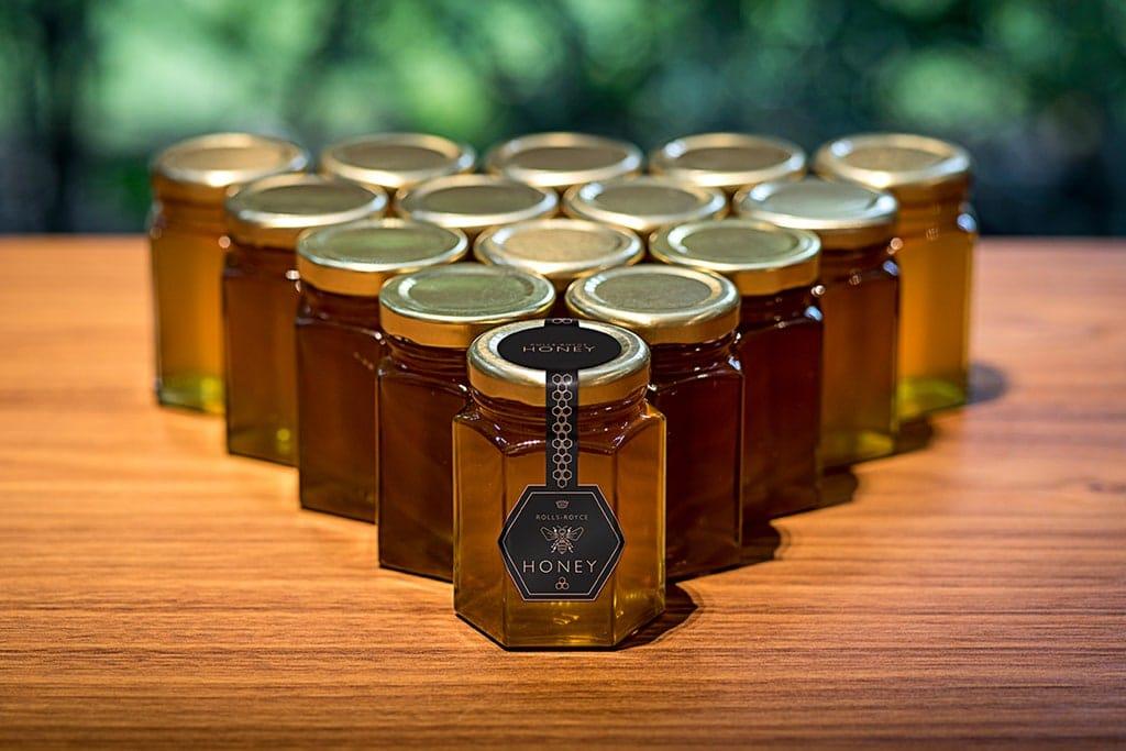 Rolls-Royce se lance dans la production de miel !