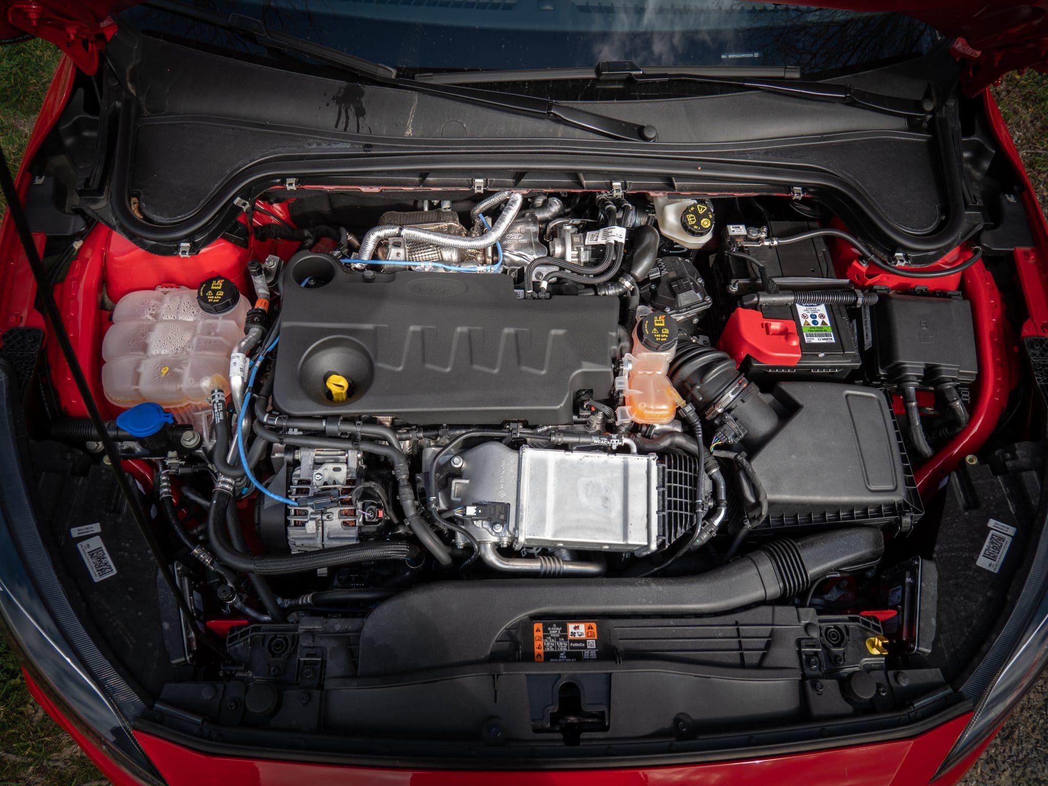 Moteur Ecoblue 190 Ford Focus ST SW