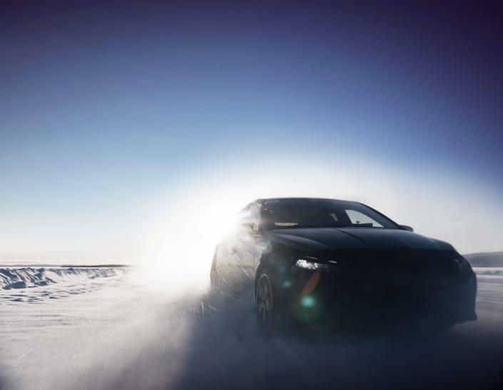 Hyundai i20 N teaser