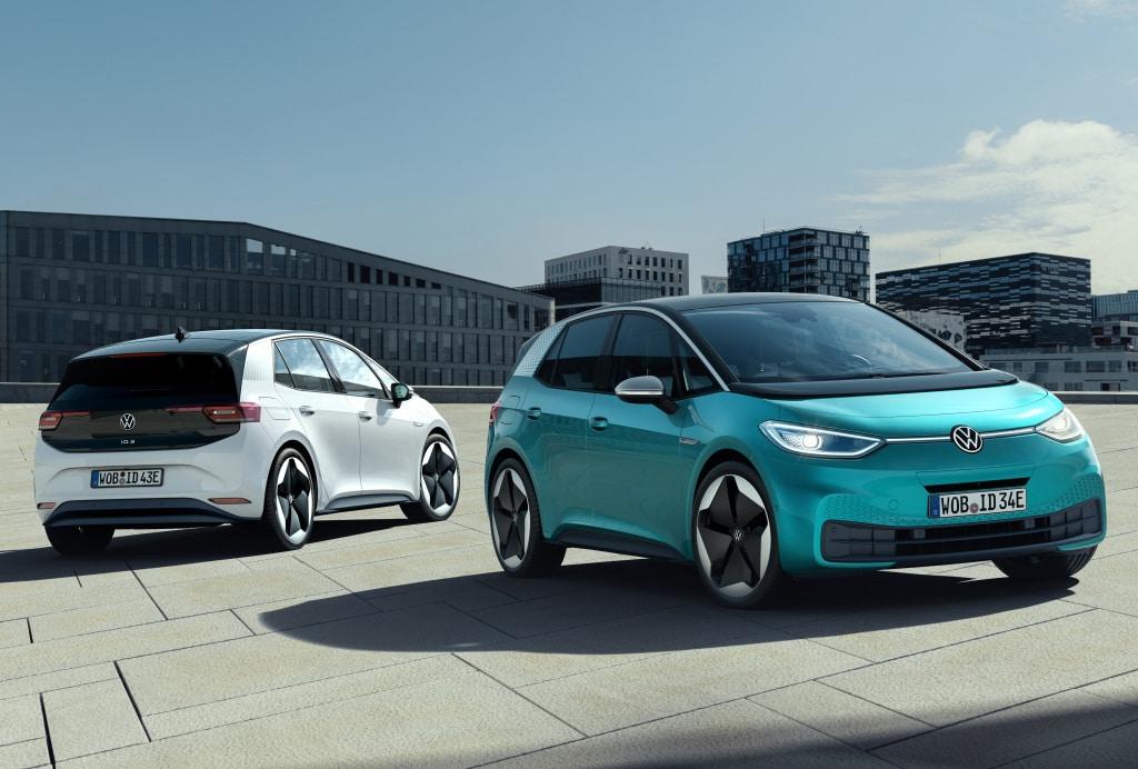 Volkswagen va vendre ses voitures électriques en ligne