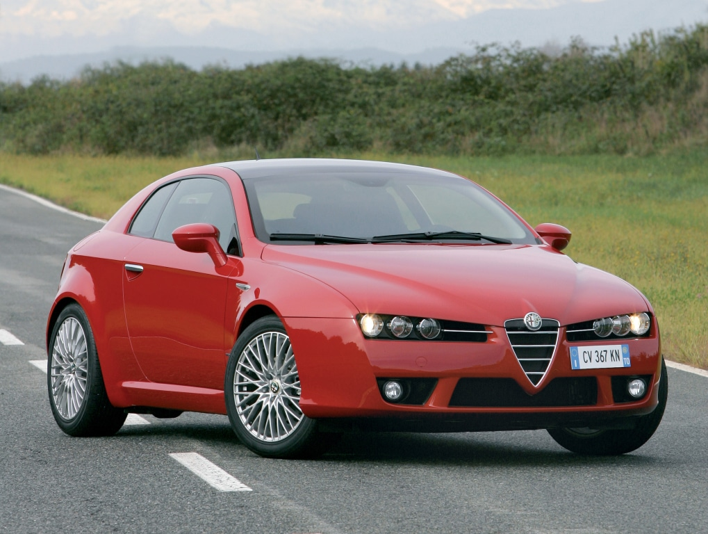 Dossier youngtimer Alfa Romeo Brera V6