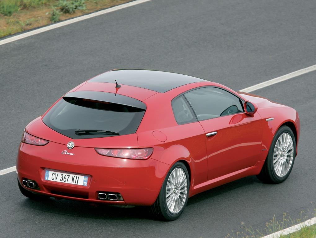 Alfa Romeo Brera V6