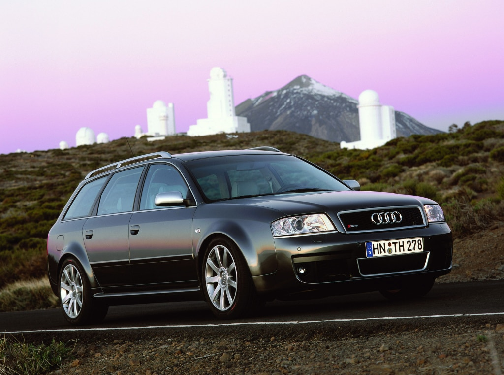 Dossier youngtimer Audi RS6 (C5)