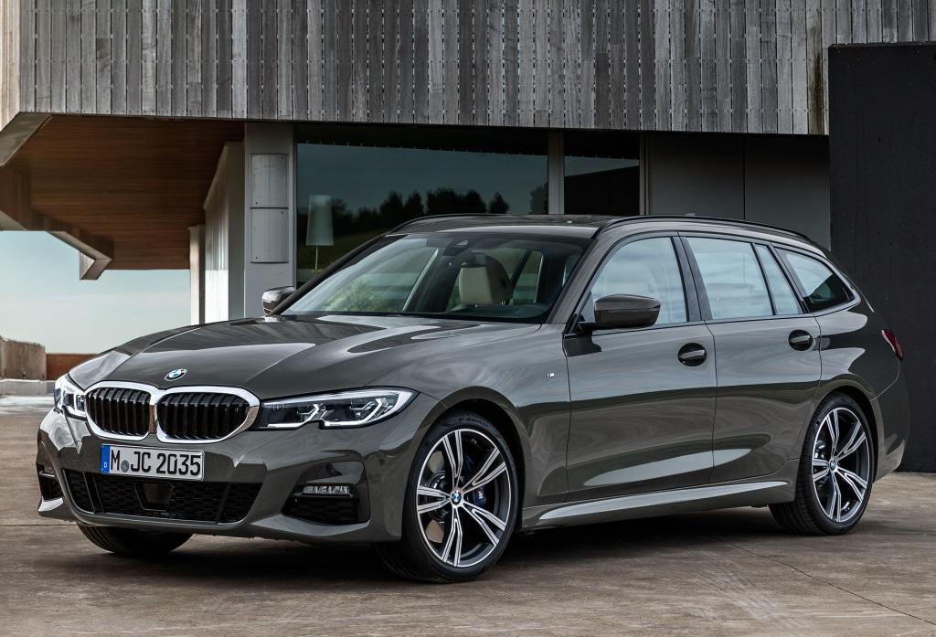 BMW 330i Touring M Sport : voiture de papa