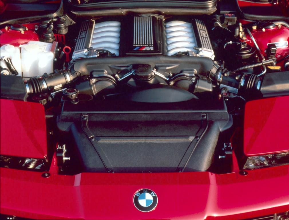 Moteur V12 BMW Série 850 CSi