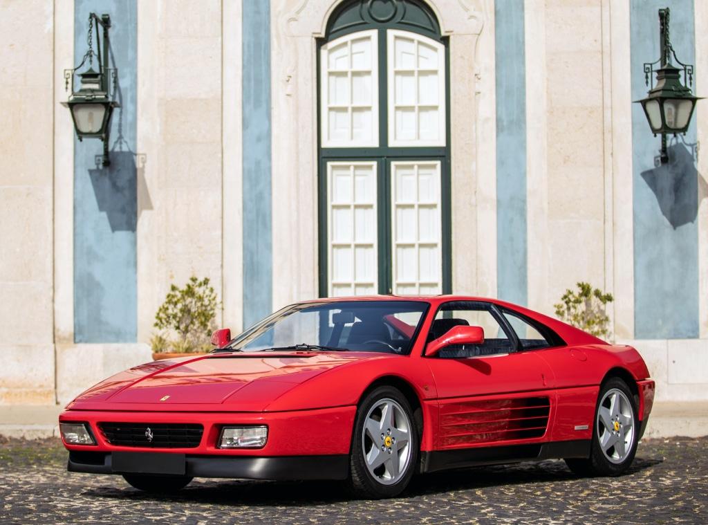 Dossier youngtimer Ferrari 348