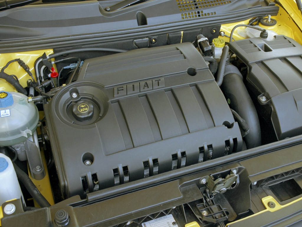 moteur 5 cylindres Fiat Stilo Abarth