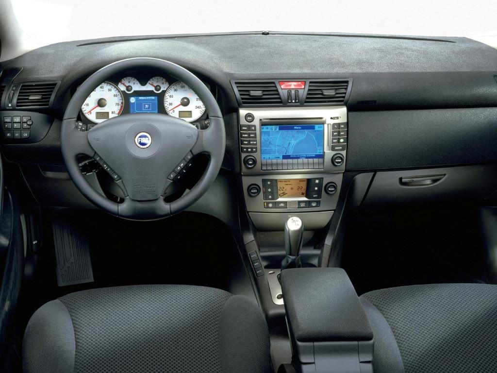 Intérieur Fiat Stilo Abarth
