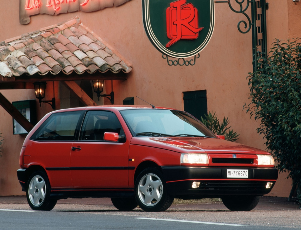Dossier youngtimer Fiat Tipo 2.0 16V