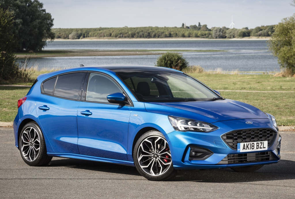 Ford Focus ST-Line (2020) : voiture de papa