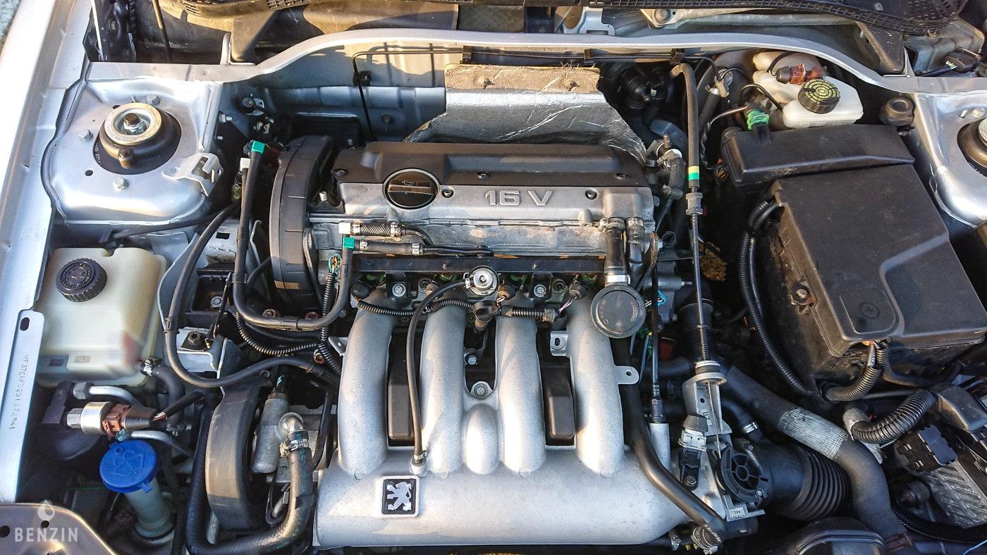 Moteur 16s Peugeot 306 S16