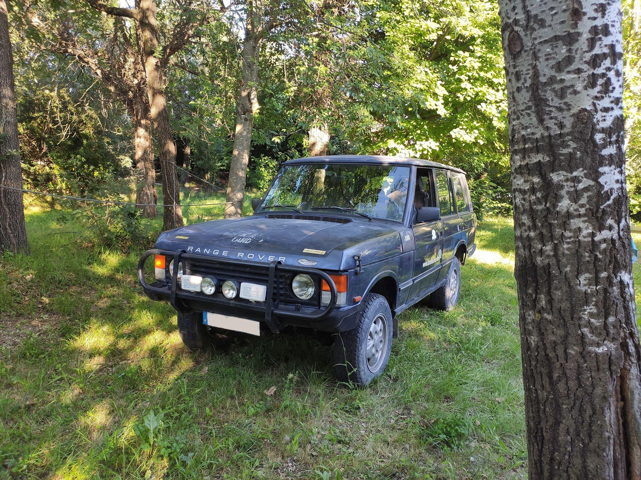 Range Rover Classic Julien
