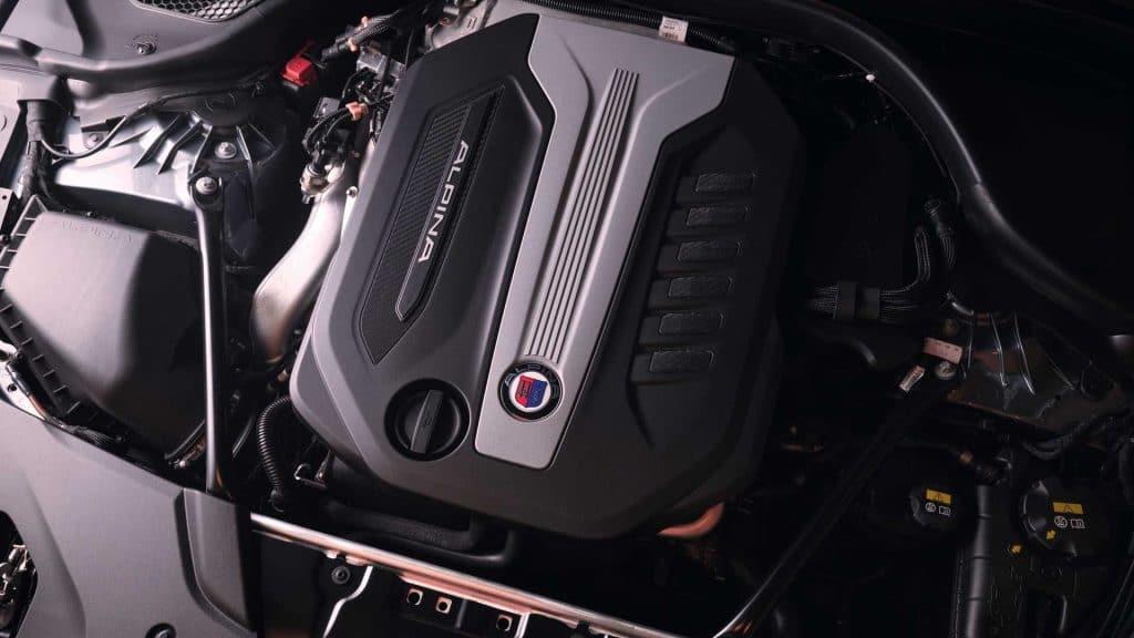 moteur BMW Alpina B5 (2020)