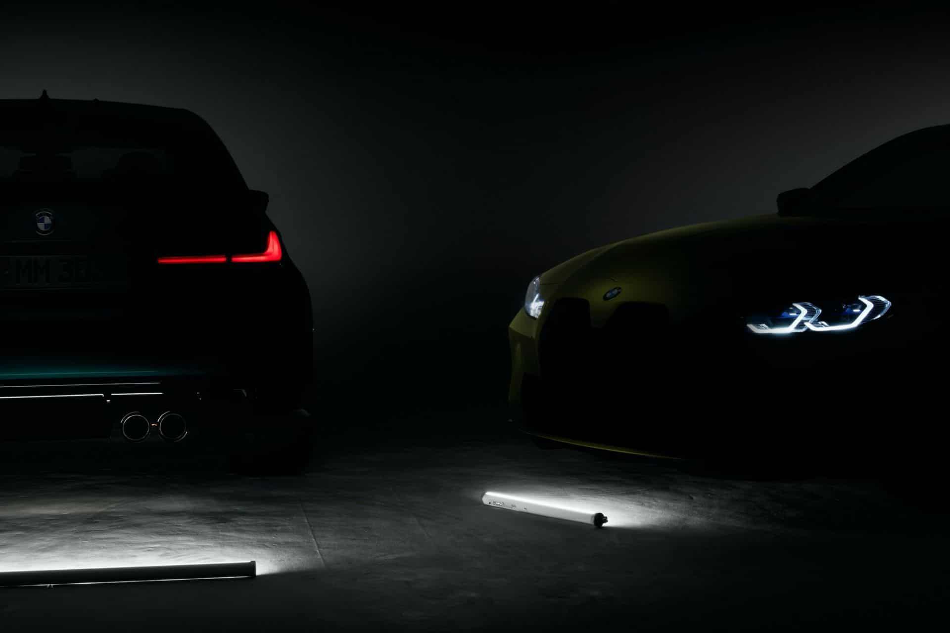 BMW M3 et M4 (2020)