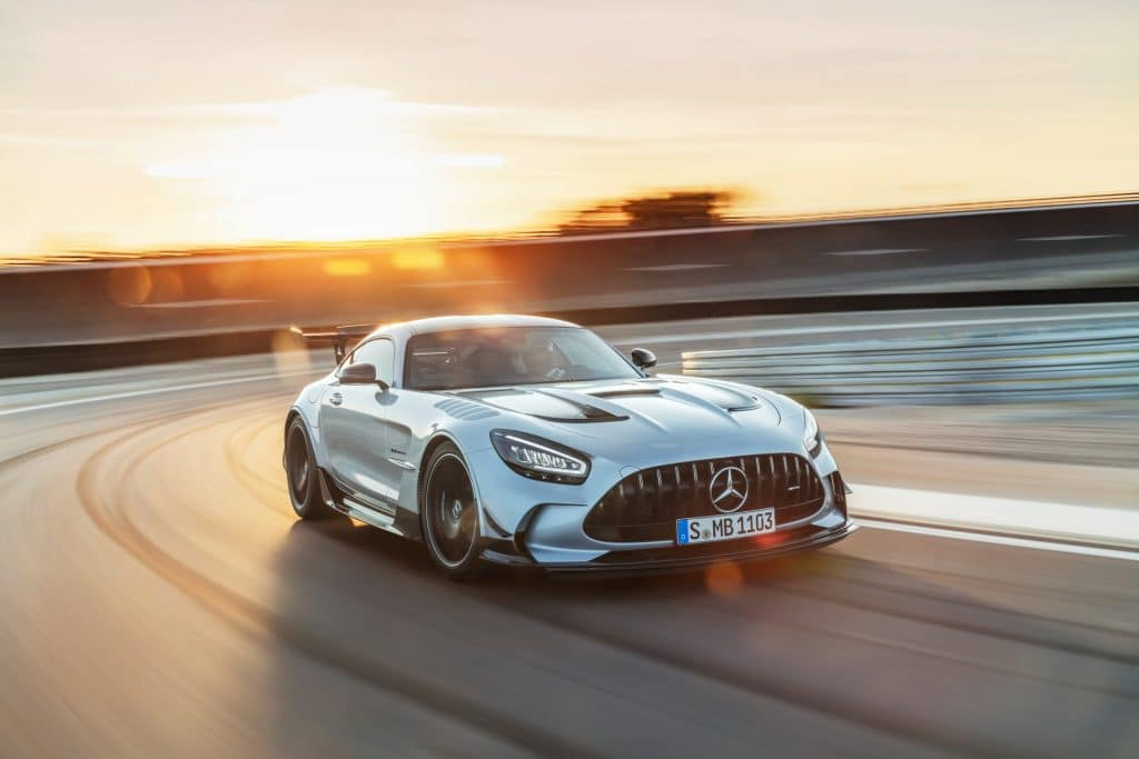 Nouvelle Mercedes-AMG GT Black Series (2020)