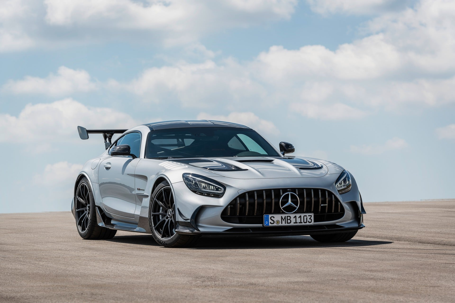 Mercedes-AMG GT Black Series (2020)