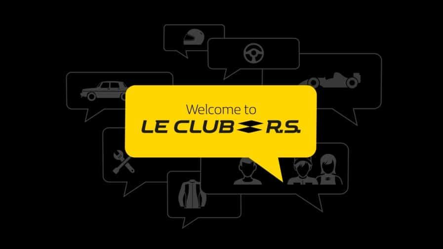 "Renault Sport ""Le Club"""