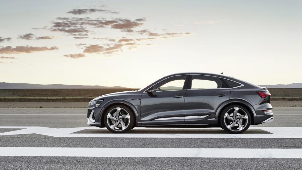 Audi e-tron S Sportback