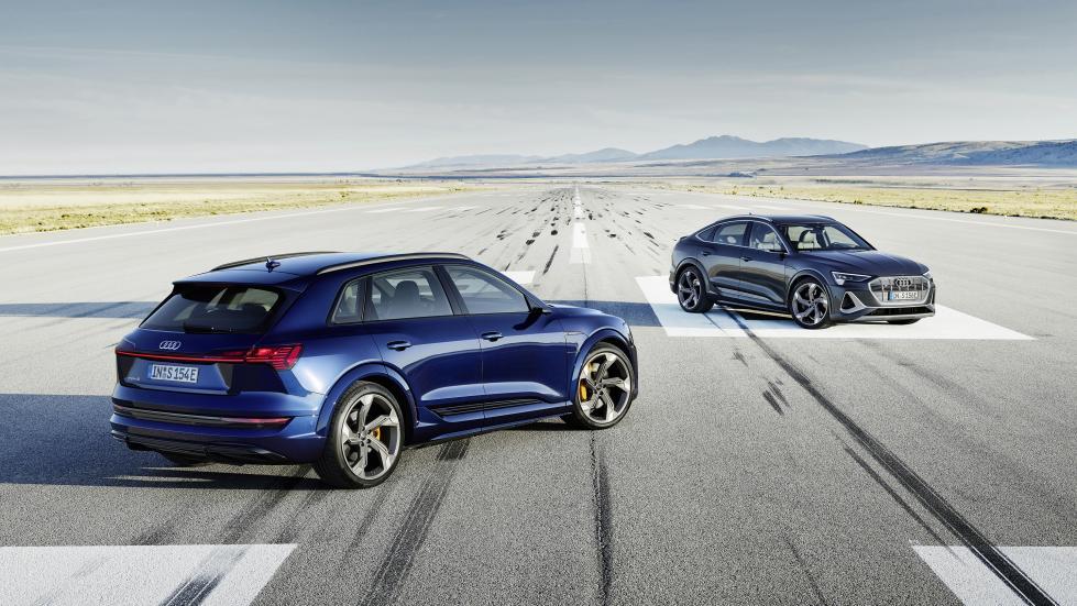 Audi e-tron S et e-tron S Sportback