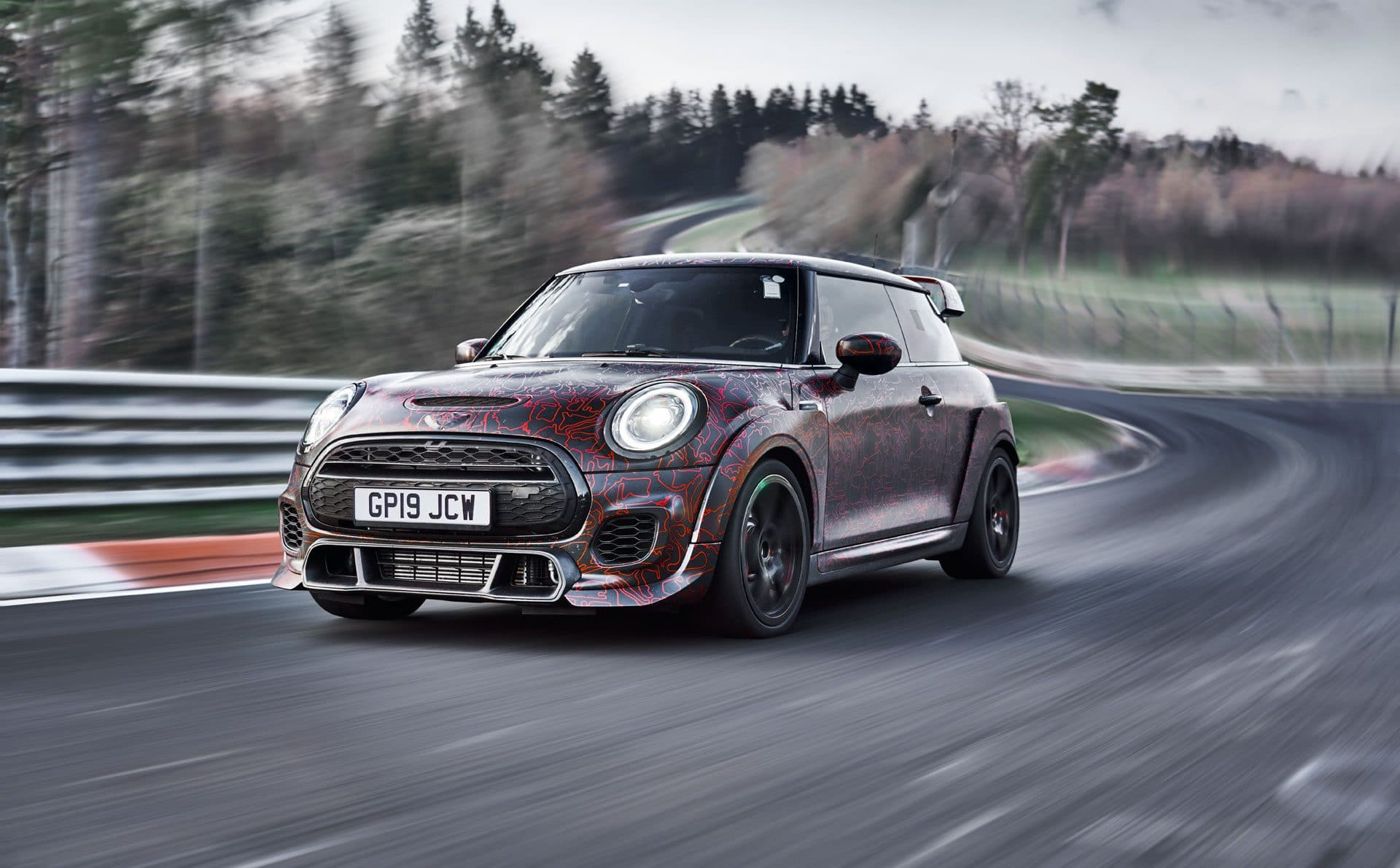 Nürburgring - Mini Cooper JCW GP