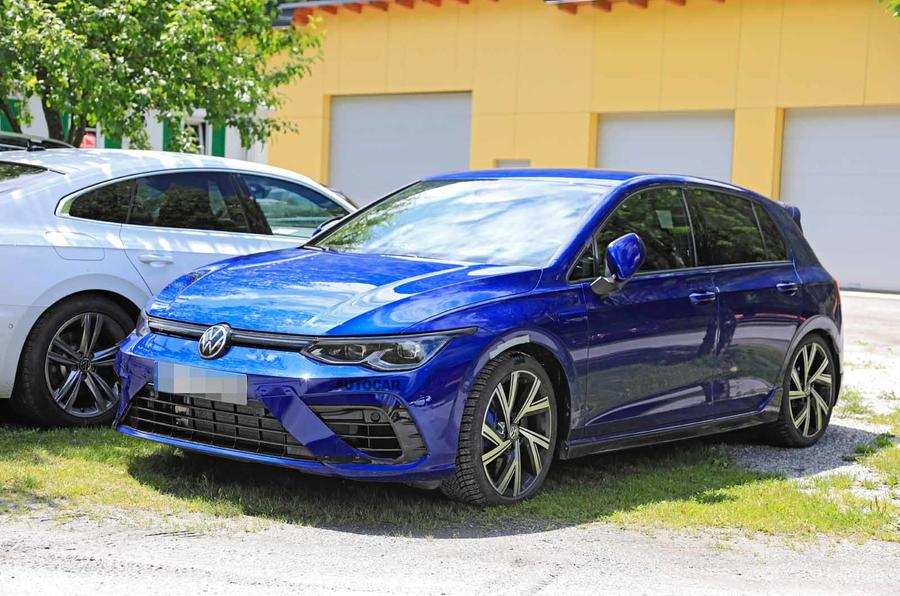 Volkswagen Golf R (2020)