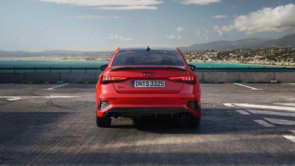 Audi S3 Berline (2020)