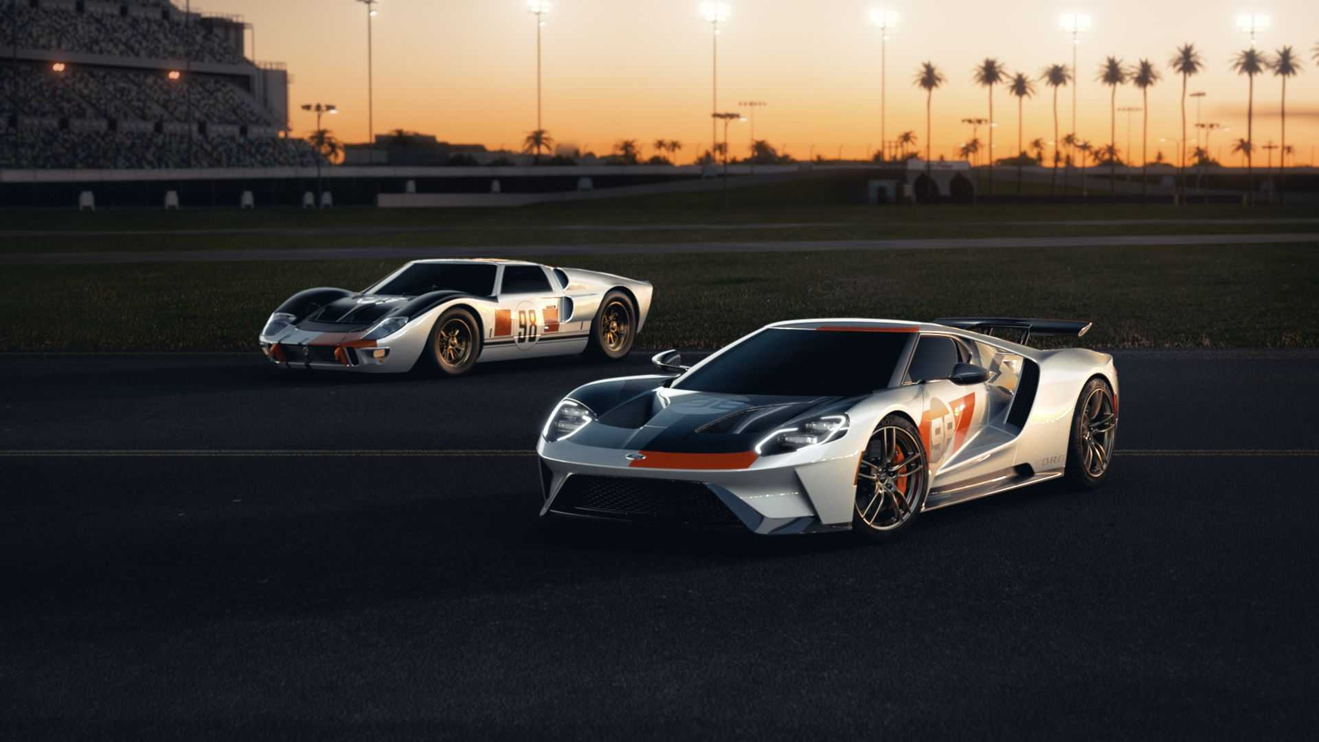 Ford GT Heritage Edition : Ken Miles