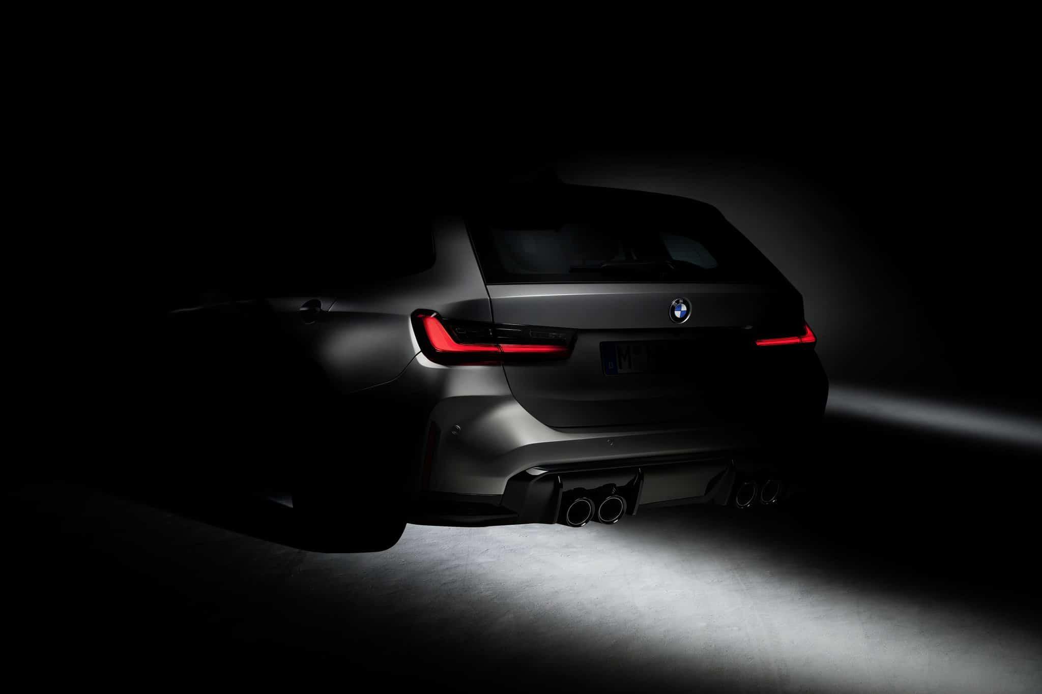 BMW M3 Touring 2023