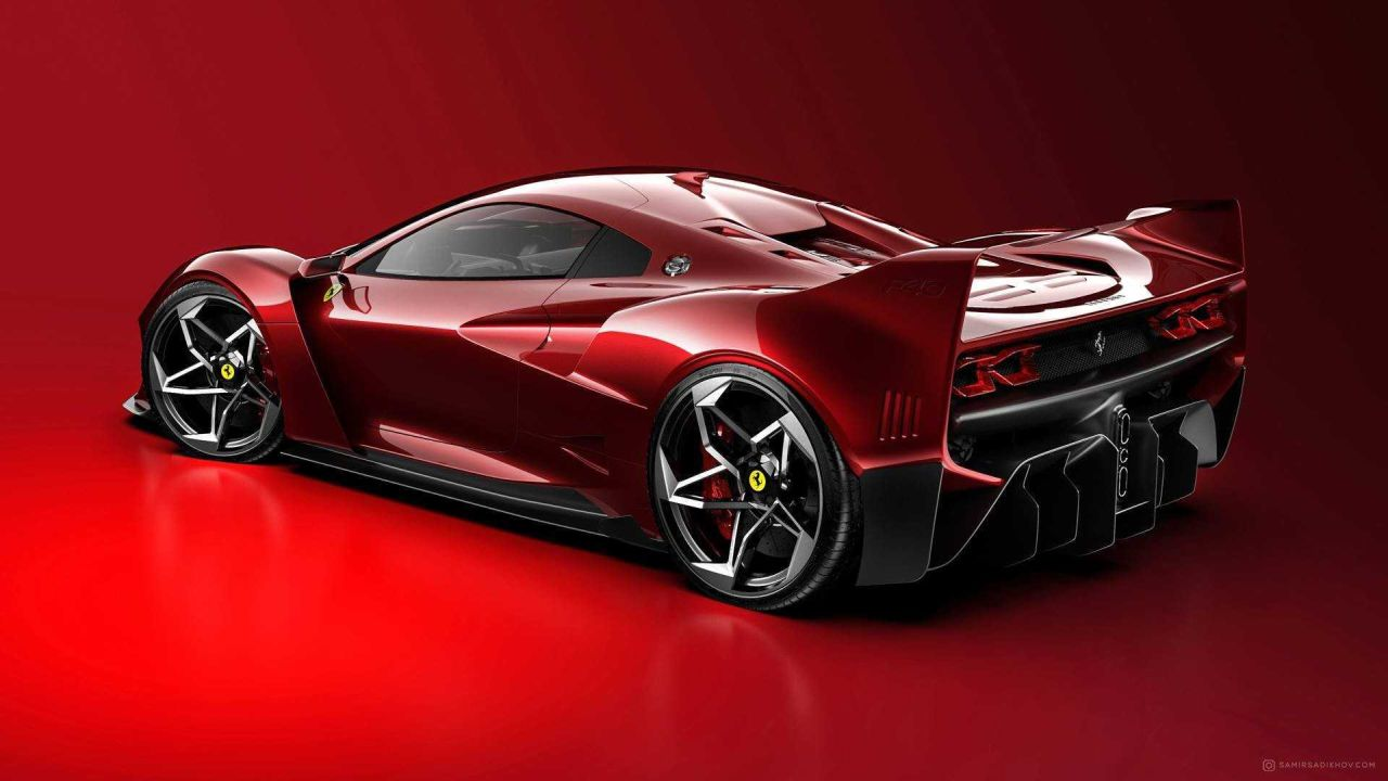 Ferrari SP42