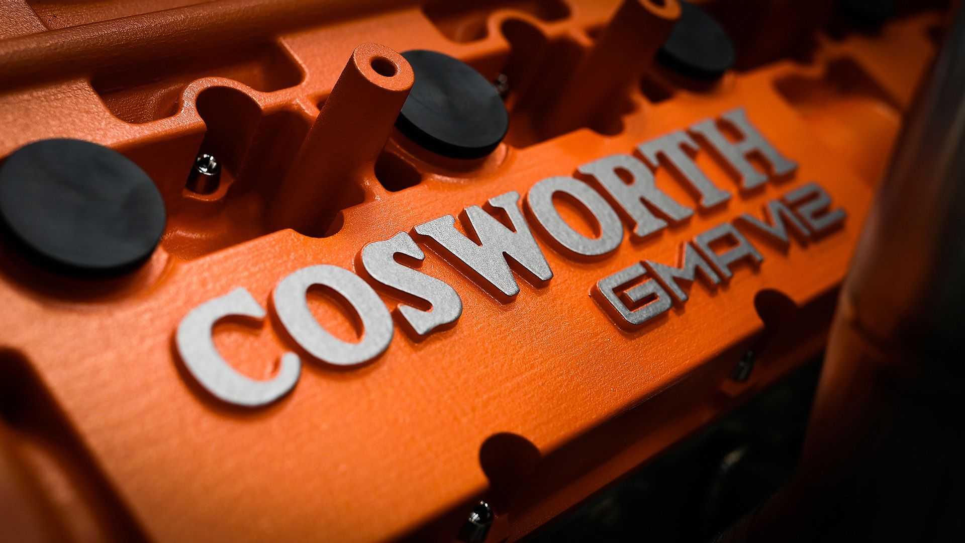 Moteur Cosworth V12