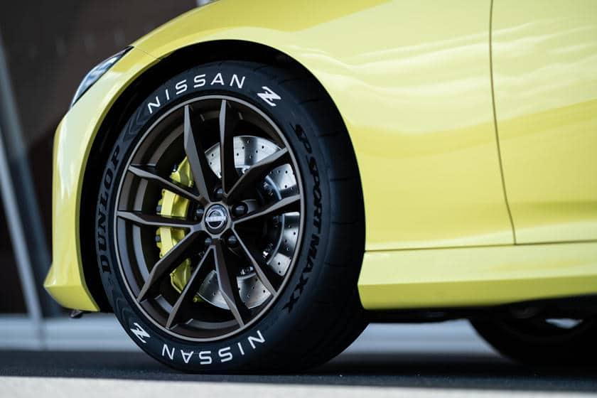 Jante Nissan Z Proto
