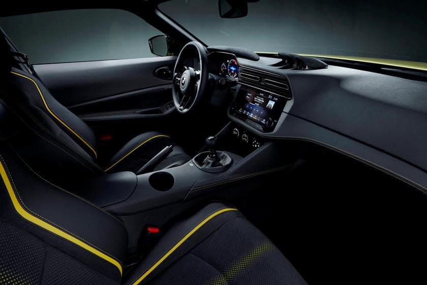 Intérieur Nissan Z Proto
