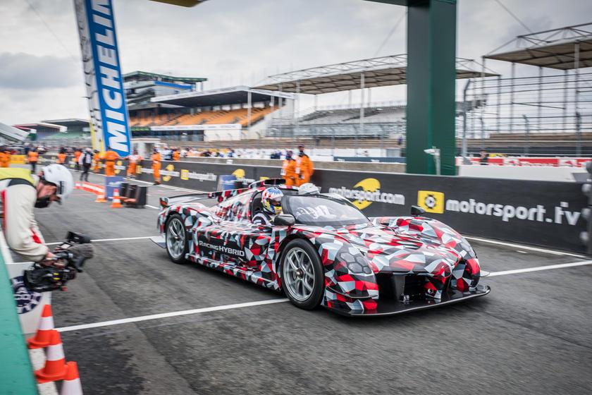 Toyota GR Super Sport (2021) aux 24 heurs du Mans